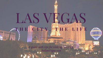Enjoy this Las Vegas City Guide video and list of things to do in Las Vegas, Best of Las Vegas and Living in Las Vegas.