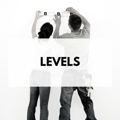 All do it yourself home fixer uppers need a great set of levels. It's a good idea to have multiple sizes and options at your fingertips. Here are some level sets for your tool shop.