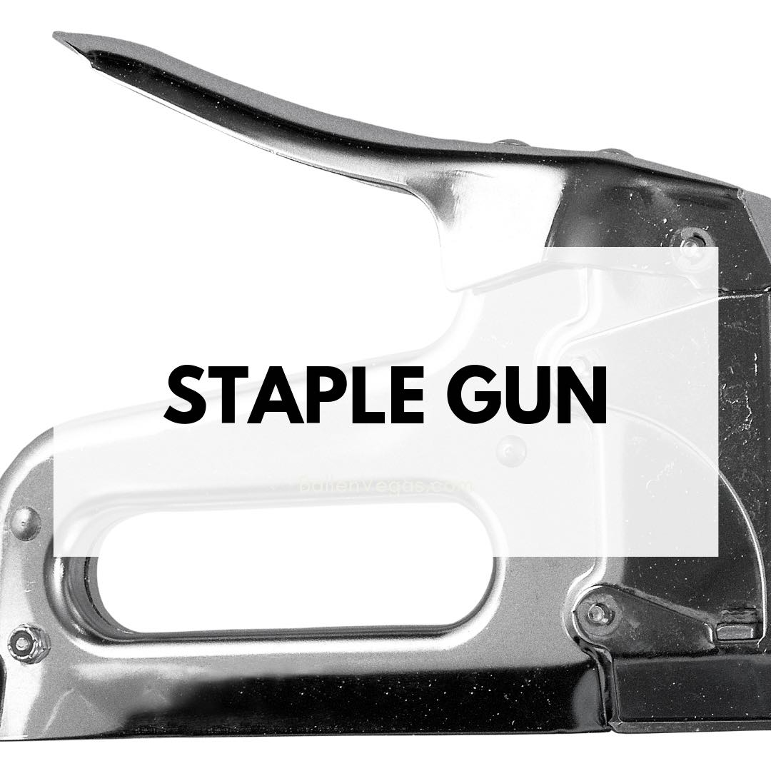 A hand stapler or staple gun is going to be a handy tool for those do it yourself home projects. Here are a few staple guns and staple gun kits that might work for you.