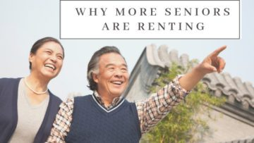 According to a report by the Census Bureau, the number of renters above 60 years of age in America jumped by 43.1% in US large cities in 2017. The reason for this growing trend in senior renters is not only because of economic hardship which resulted from the 2007 Great recession.