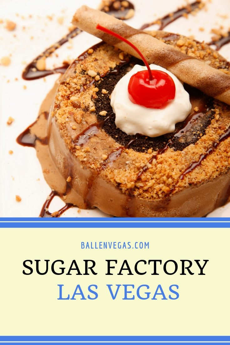 Sugar Factory and partners manage to patron a Nevada Childhood Cancer Foundation every year at Halloween. The delicate taste of vanilla and white chocolate is a marriage of marshmallow and chocolate with a graham cracker rim.