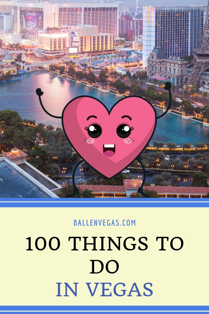 There are many things to do in Las Vegas besides gamble. What started as a grown-up play city has developed into a top destination for families. Las Vegas offers sky diving, aquariums, segway tours, haunted houses, museums, art, karaoke, farmers markets, seasonal and holiday events and so much more. You'll find a lot more than 100 things to do here!