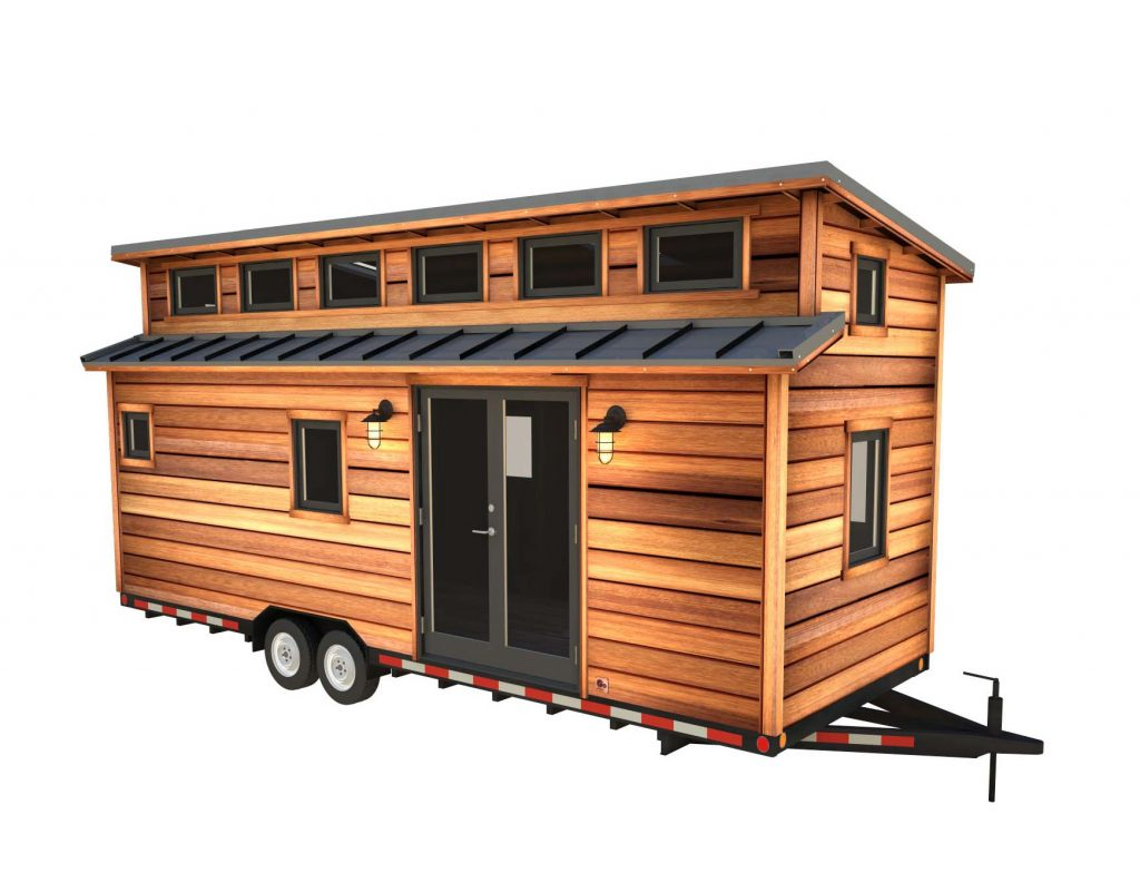 Cider Box Tiny House Construction Plans