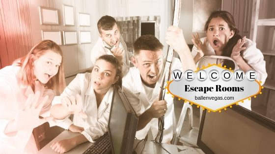 Hi! I'm Lori Ballen, author of this blog post, and I just had my first escape room experience. My teenager had been a few times and she and my adult daughter surprised me for Mother's Day. You must try one of the many escape rooms in Las Vegas. [Groupons Below]