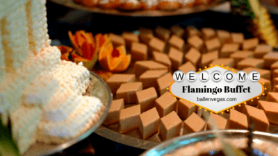 When you get craving a great brunch buffet, the Paradise Garden Buffet awaits at The Flamingo Hotel. Here's what you need to know about the Paradise buffet at the Flamingo.