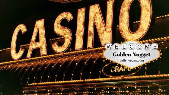 The Golden Nugget is a popular casino on Fremont Street. An older hotel, but still draws in the crowds, especially the tourists hanging on the street below.