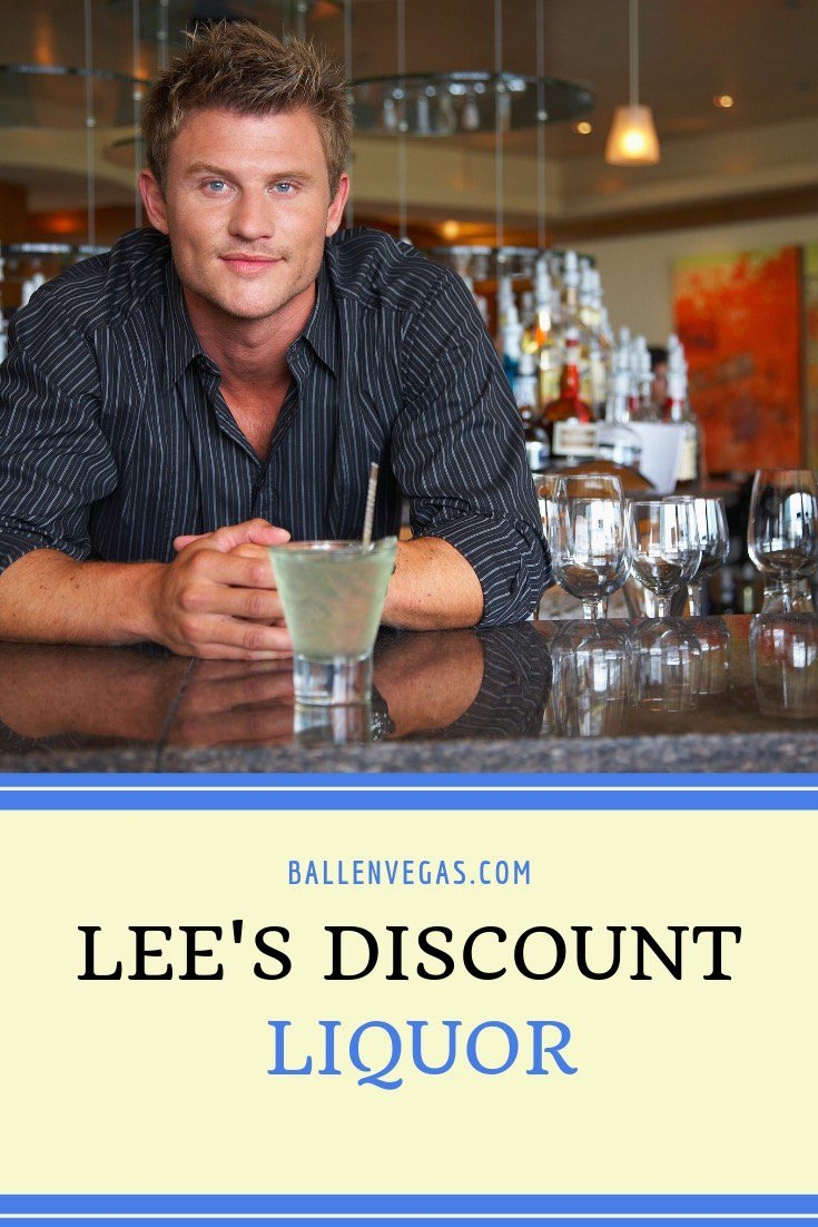 Lee's Discount Liquor has been offering Vegas locals and visitors wine, beer and spirits for more than 35 years. They proudly won the reader's pick for Best Liquor and Wind Store several times.