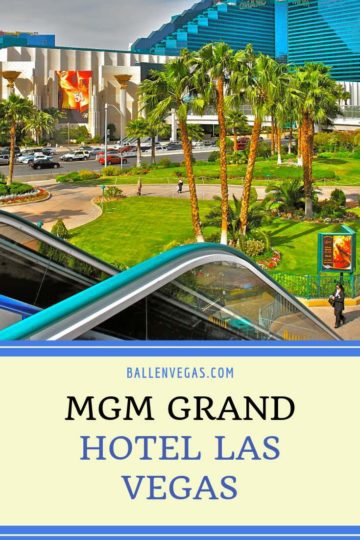 MGM Grand Las Vegas is not just a hotel, as few are in Las Vegas. MGM is famous for it's Grand Garden Arena, Spectacular shows such as Cirque du Soleil, Celebrity Chef dining and popular nightlife.