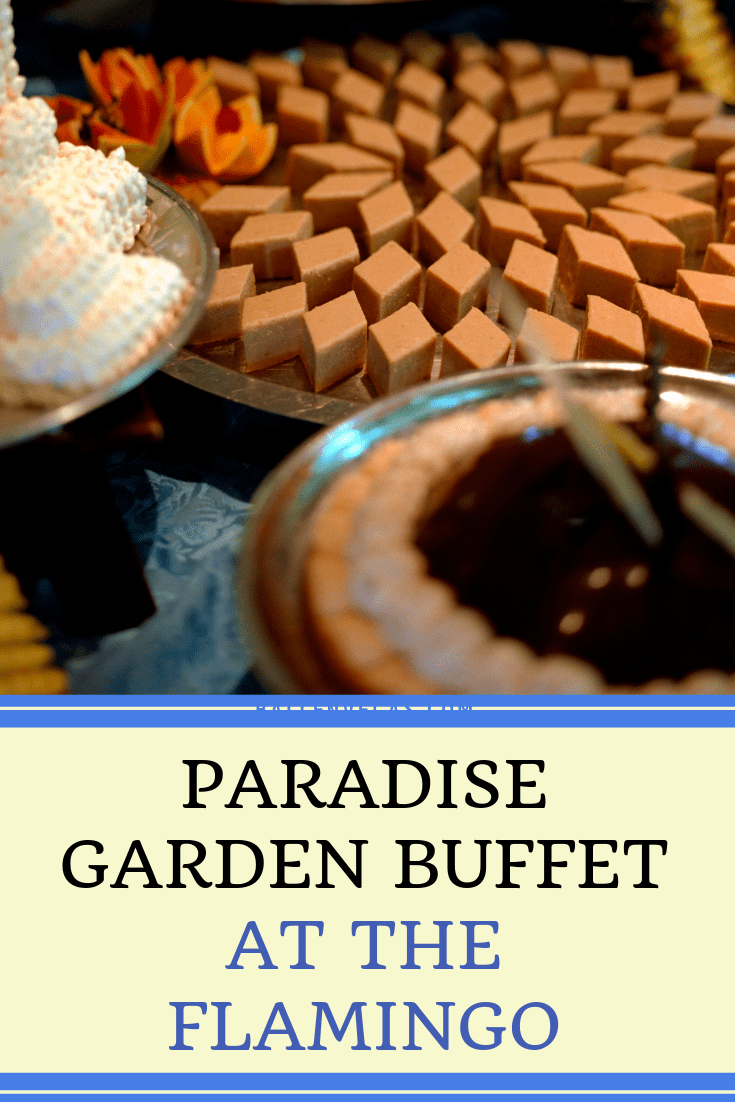 Paradise Garden Buffet At The Flamingo Hotel 2020