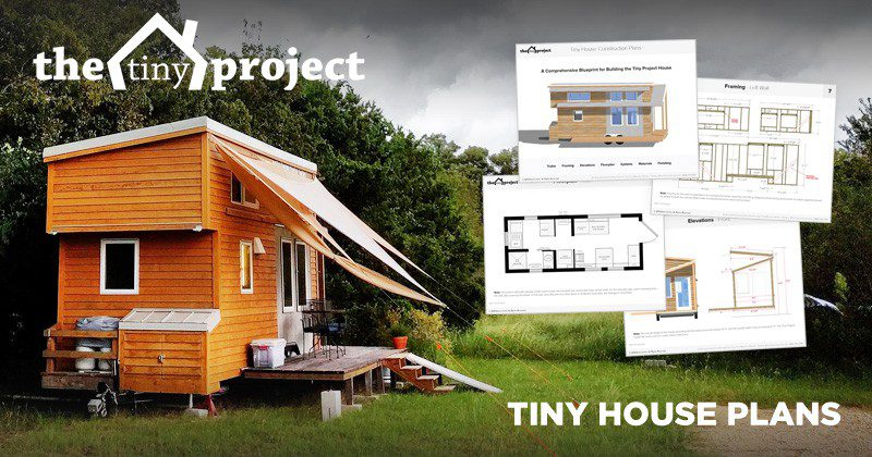 Build a House with the tiny-project construction plans