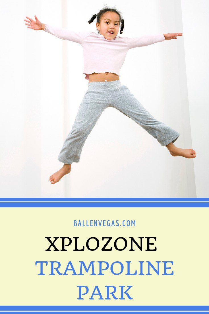 Xplozone was built by parents who had parents in mind. They wanted a place where kids could play in plain sight of the parents. Xplozone features 7 tramp walls that surround 7 Olympic trampolines.