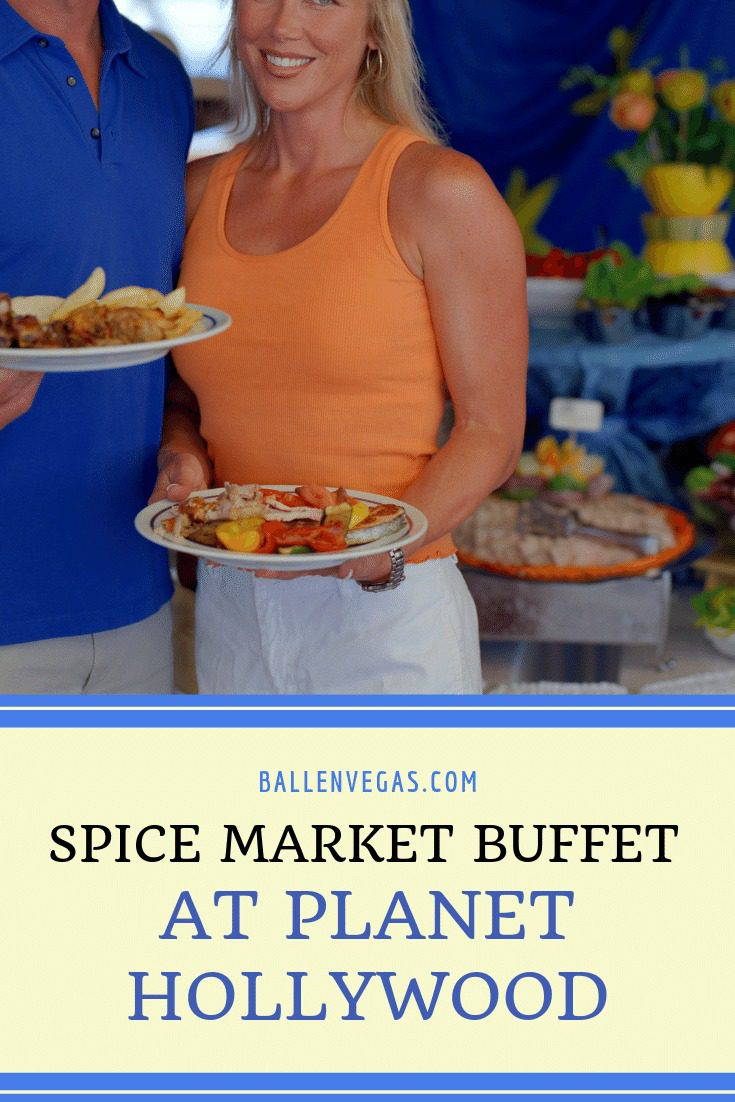 In 3667 Las Vegas Blvd. South is located Planet Hollywood Hotel. On the lower level of the hotel, you will find the Spice Market Buffet. Formerly The Aladdin Hotel and Casino, the Spice Market Buffet remains of primarily Mediterranean/Middle Eastern focus.