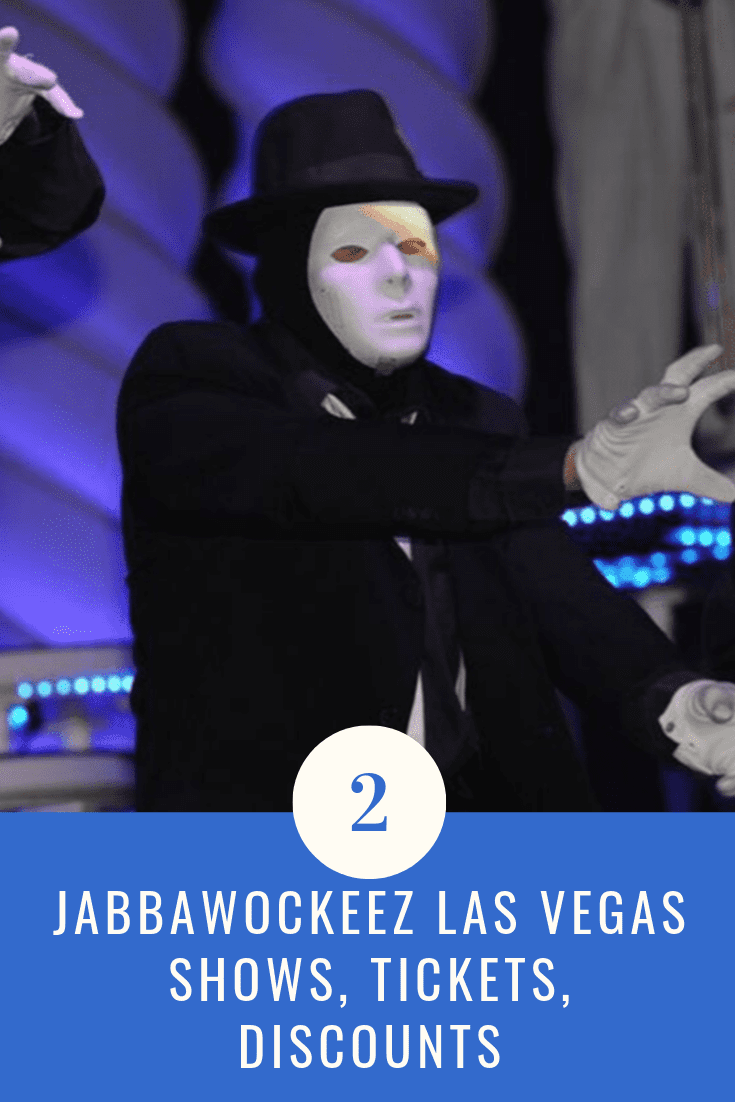 Then JabbaWockeeZ: will make you happy and engaged. Jabbawockeez is a modern dance that is accompanied by thrilling hip-hop music that is influenced by choreography and other special effects.