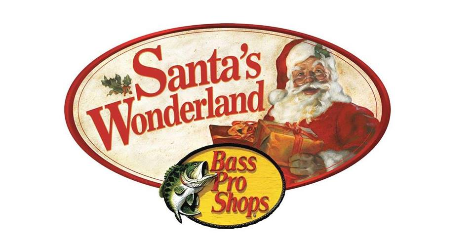 Join us in celebrating the magic of the holiday season beginning November 16 running through December 24. Come see Santa Clause at Bass Pro Shops November 16th to December 2th.