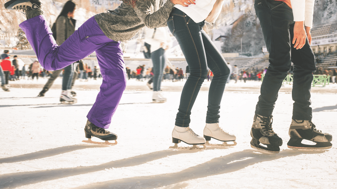 Downtown Summerlin presents Rock Rink! – the popular ice skating rink located near the Pavilion at The Lawn.