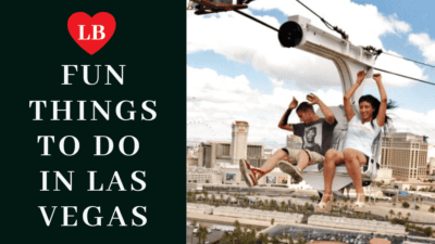 The Rio Zip Line is a Fun Thing To Do in Las Vegas