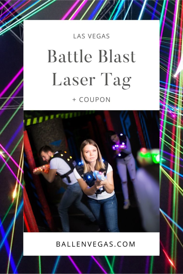 Battle Blast is located at 8125 W. Sahara, Suite #200, Las Vegas, NV 89117. For more information on exact hours call 702-228-0951.