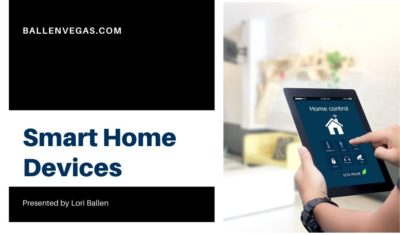 Here, you'll find a list of four smart home devices that will make your life easier, and a trend to look forward to during the coming year.