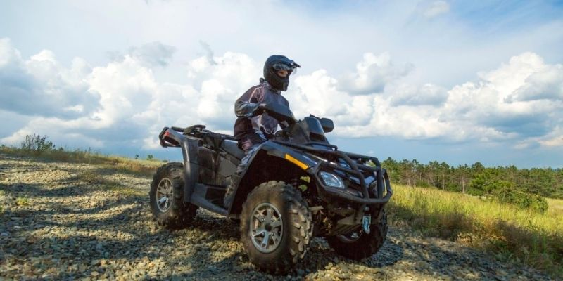 If you are looking for a unique way to see the gorgeous desert scenery of the Las Vegas area, then Adrenaline ATV Las Vegas might be the option for you.