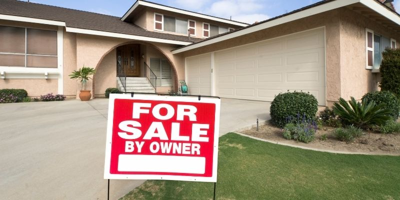 "A ""ForSale By Owner"" real estate listing is when the homeowner attempts to sell their home without a real estate agent. Saving money when selling a home is a powerful incentive for some who believe selling their own home is a beneficial way to cut corners."