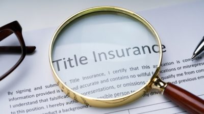 Though title insurance is often issued repeatedly as a property changes ownership, it is always crucial for each new buyer to carefully read the title commitment documents.