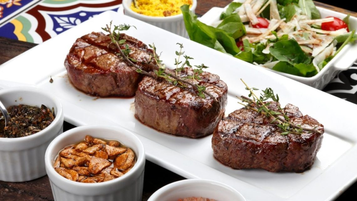 The restaurant is famous for offering a diverse range of well-prepared meats. If you know Chef de Cuisine Steve Blandino's, you can find him at Charlie Palmer Steak preparing various types of steaks.