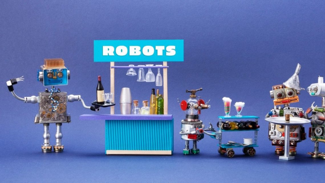 Looking for something different and fun to do in Las Vegas? Head to the Tipsy Robot, where robots will mix and serve you drinks while they dance.