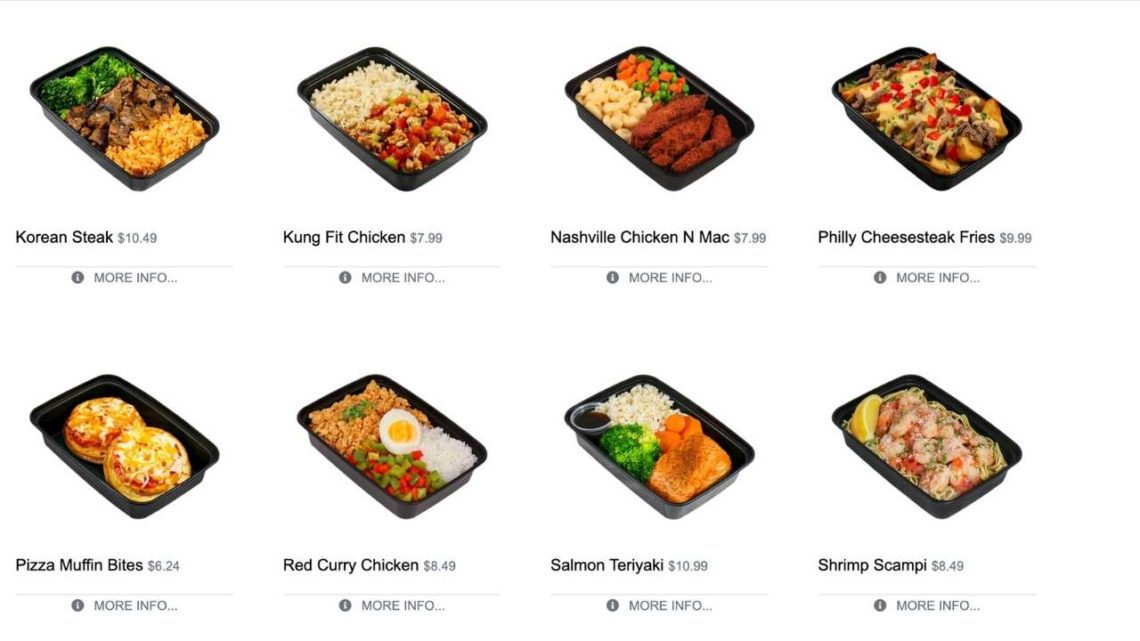 Based in Vegas, Foodie Fit reflects the fitness goals of its local customers, offering both delivery and pick-up options around town. The biggest benefit, though, is its varied menu.