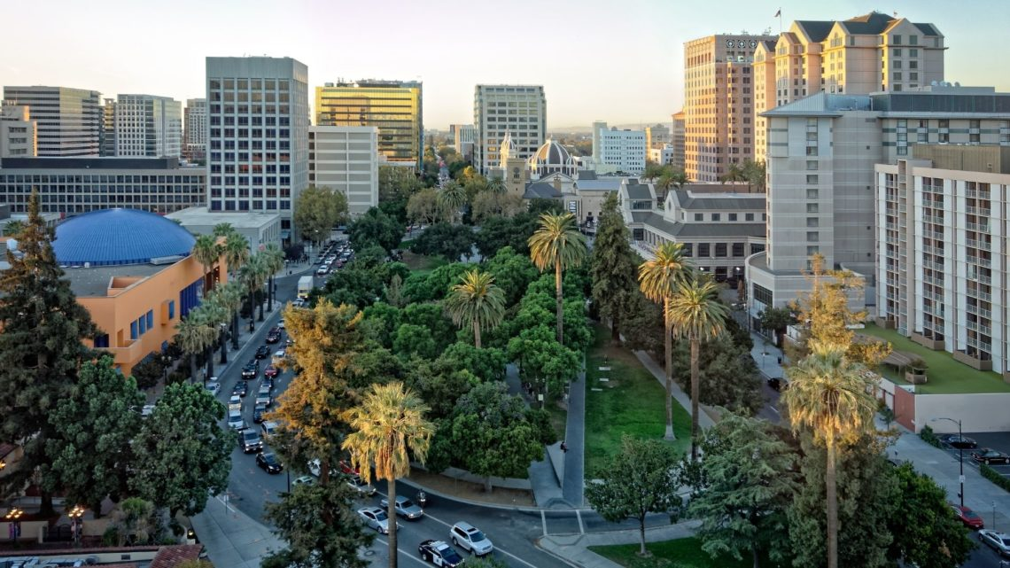 Santa Clara County is one of the best places in California to live, and San Jose offers that mix between urban and suburban life.